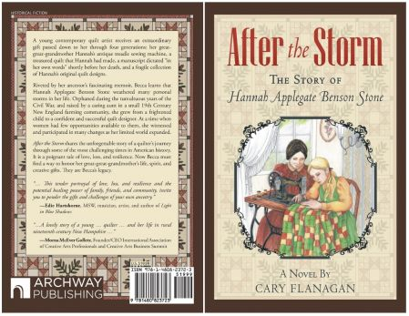 After the Storm Hardcover